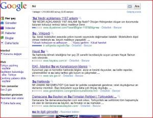 google hakkında